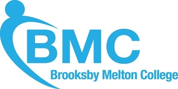 Brooksby Melton College logo