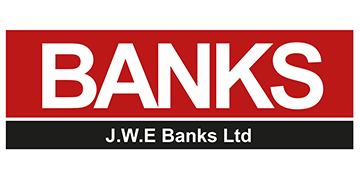 J.W.E. Banks Ltd logo