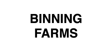 Binning Farms logo