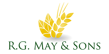 RG May & Sons logo
