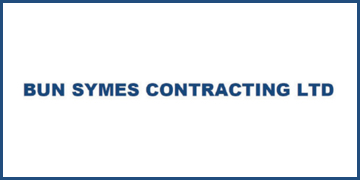 BUN SYMES CONTRACTING LIMITED logo