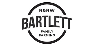 R & RW Bartlett Family Farming logo