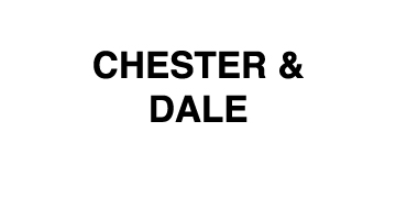 Chester and Dale logo