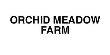 Orchid Meadow Farm logo