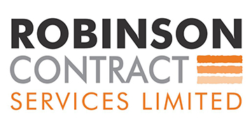 Robinson Contract Services logo